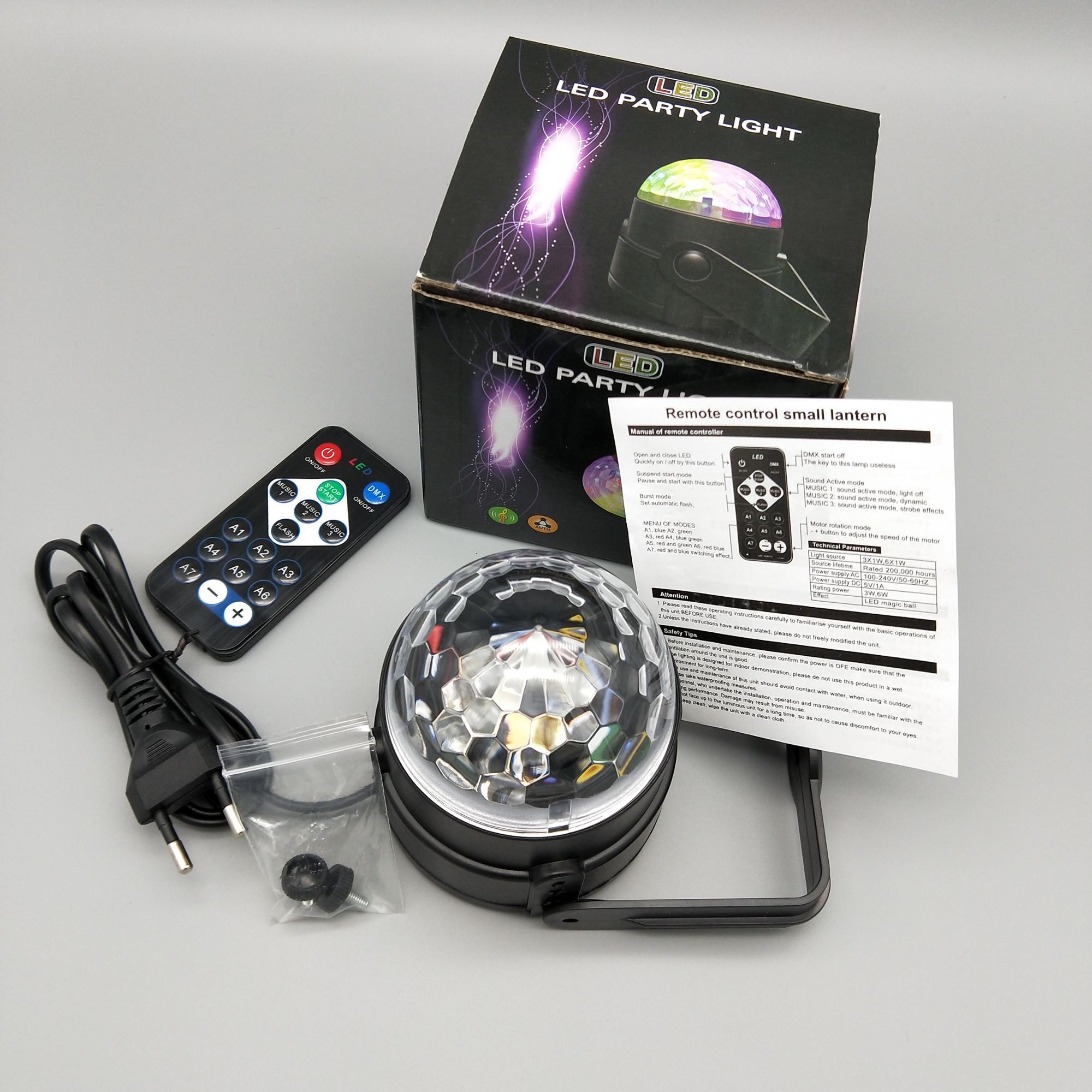 Led Crystal Magic Ball 3w Mini Rgb Stage Lighting For Party Disco Club Dj Light Us Eu Plug Buy Led Crystal Magic Ball Mini Rgb Stage Lighting Product On Alibaba Com