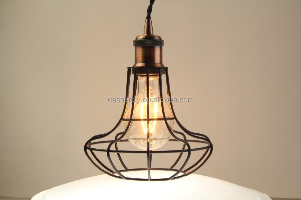 Creative Retro/antique Water Pipe Lamps Indoor Wall Light/pendant ...