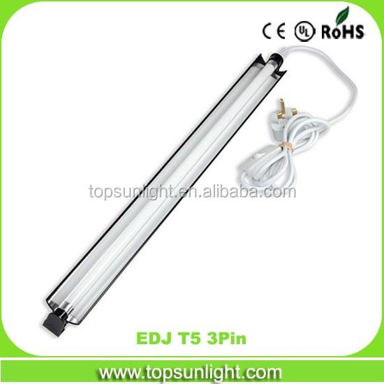 Fluro Fluorescent T5 Grow Lighting Edj 24w T5 White Lamps