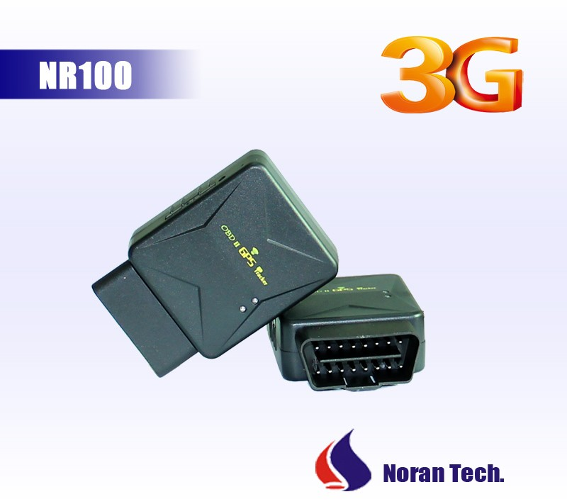 3G OBD vehicle tracking system arm processor gps tracker