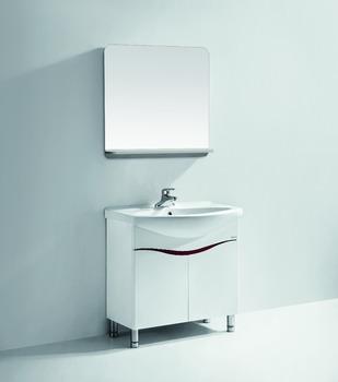 China Supplier White Cabinet Corner Bathroom Wash Hand Basin