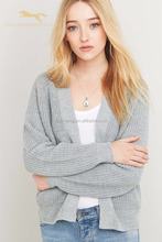 Autumn knitted cardigan women sweater