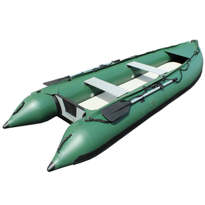 2-12 person aluminum floor korea inflatable boat manufacturers
