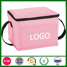 Promotional Wholesale Customized Insulated Non Woven Cold Thermal Lunch Bag, Insulated Cooler Bag for Frozen Food