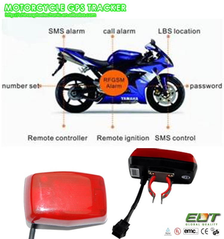 Vehicle Tracking System Smart Hidden Motorcycle Gps/gsm Tracker ...