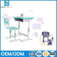 Best furniture plastic study height adjustable tables for children