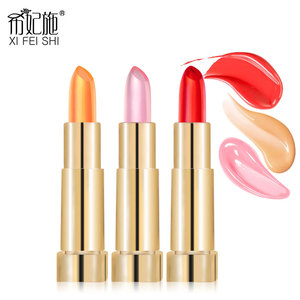 Cheaper price with strong quality Indian cosmetic brands Jelly Lipstick
