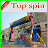 Super Thrill rides fun fair park items rides space travel ,best selling top spin for sale