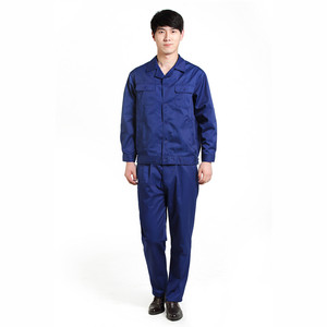 Best selling factory uniform workwear for construction industrial worker