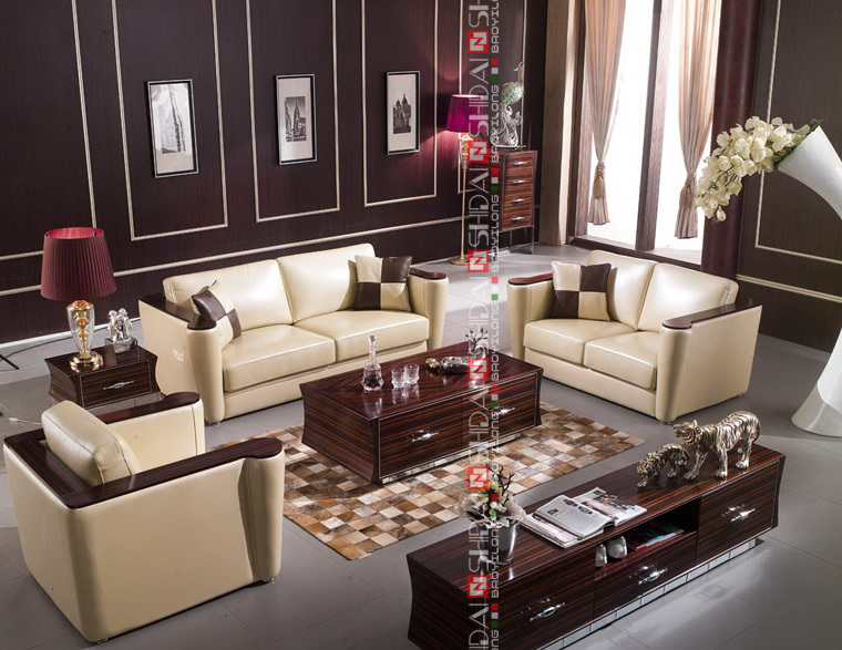 Modern Latest Wooden Sofa Set Designs And Prices 998 View