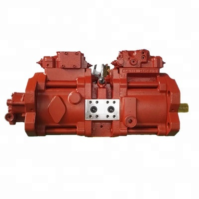 The popular korean-made Hydraulic pump K3V112DT in stock