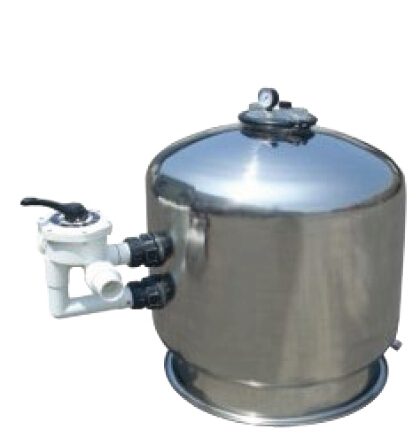 Side Mount Stainless Steel Sand Filter Tank For Swimming Pool Buy Sand Filter Tank For