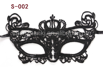 Halloween Costume Venetian Masquerade Lace Women Men Mask for Party Ball Prom Party Ball Half Face Mask Gras Hot
