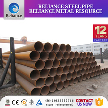 rubber coated steel pipe