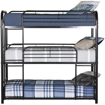 Triple bunk bed single size2019 kening factory new style wholesale price