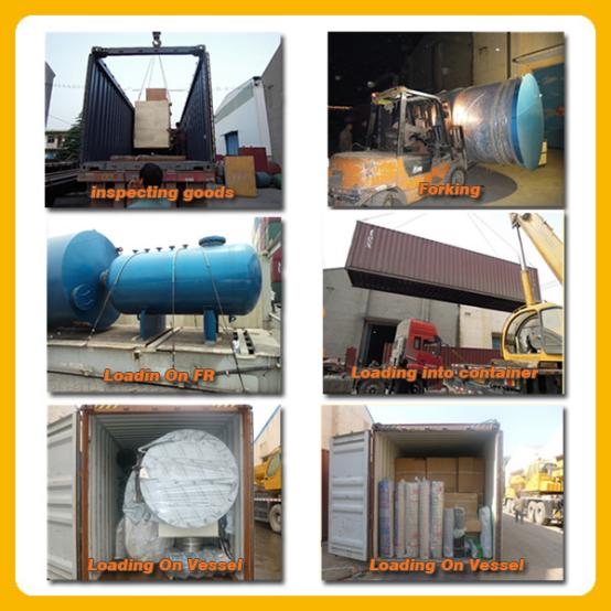 Industrial High Temperature Vertical Vacuum Pyrolysis Tube