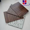 Alucoworld Superior Well-received Panel marble plastic sheet