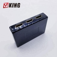 Factory hot sale 5 port hdmi switch 5x1 support 4kx2k switch