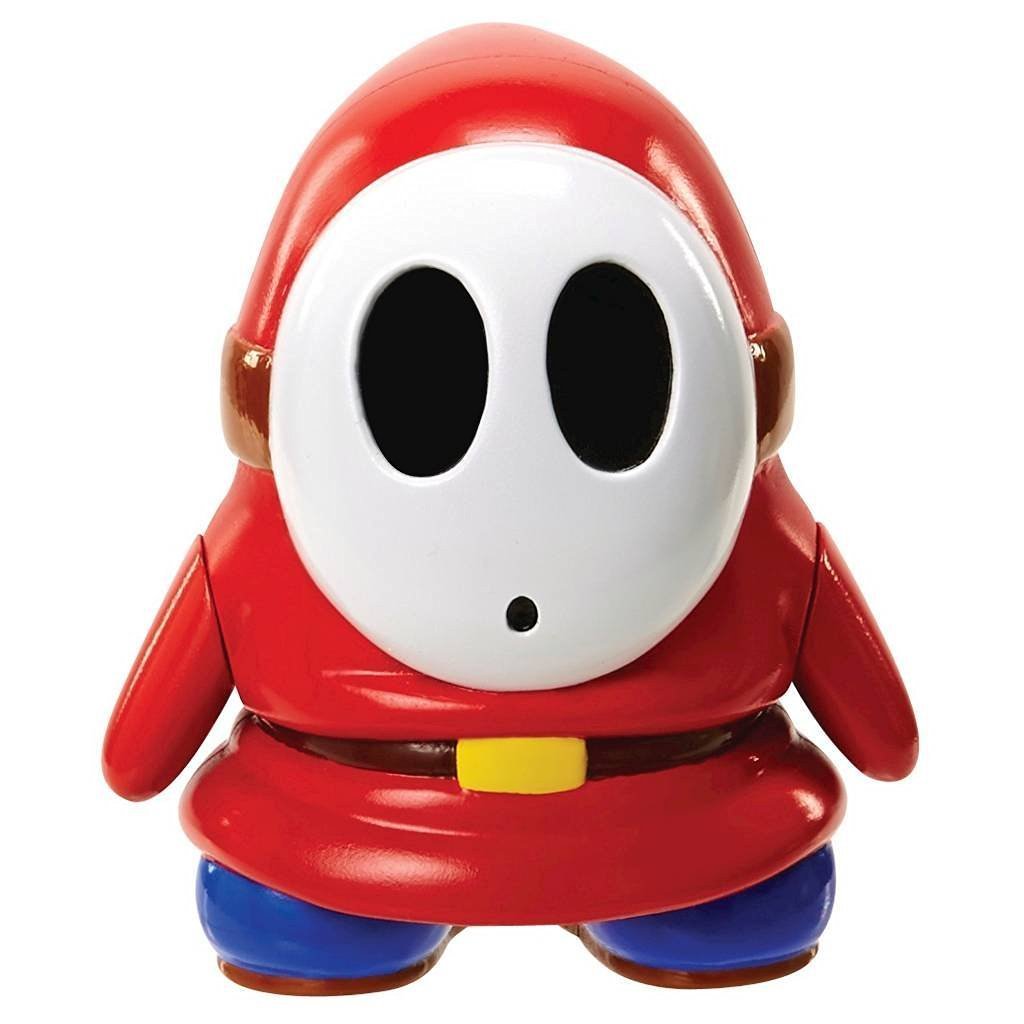 "World of Nintendo Super Mario Shy Guy 4"" Figure"