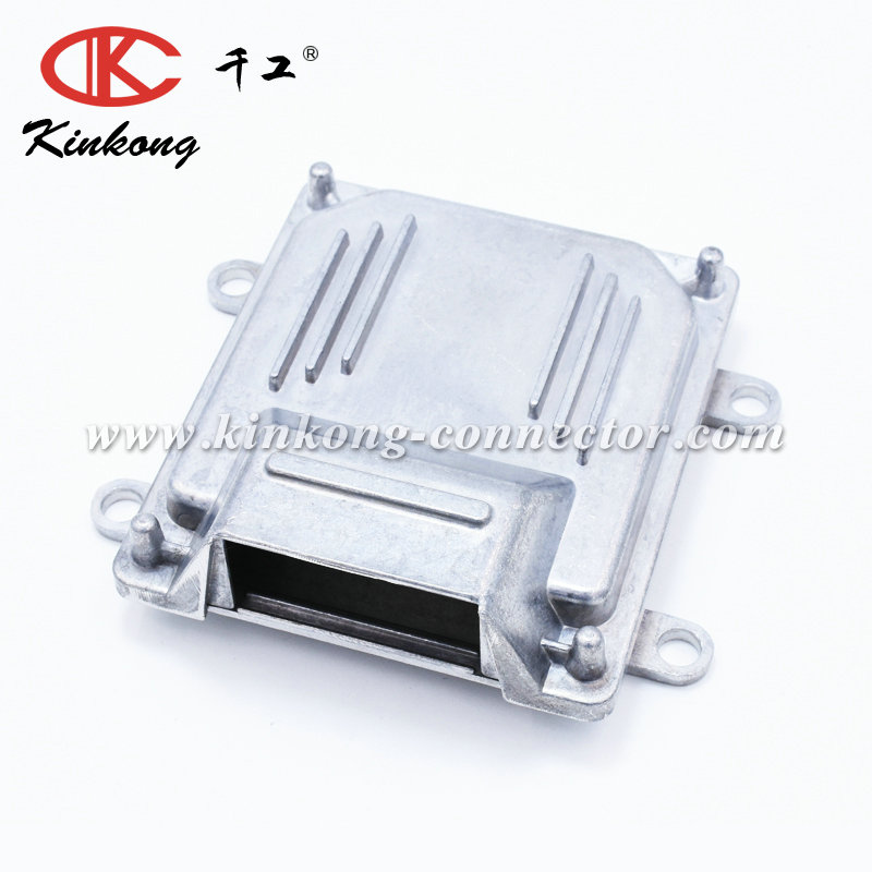 48 pin customized auto car Aluminum Enclosure PCB box case Automotive Ecu Programming