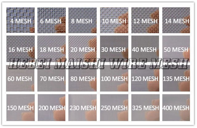 ss304 wire screen mesh/ filter mesh