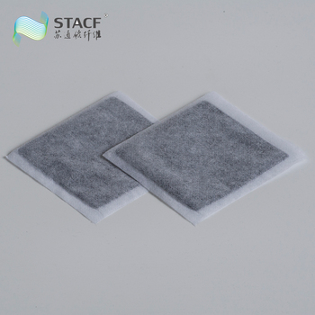 China cheap activated carbon fiber felt air filter fabric