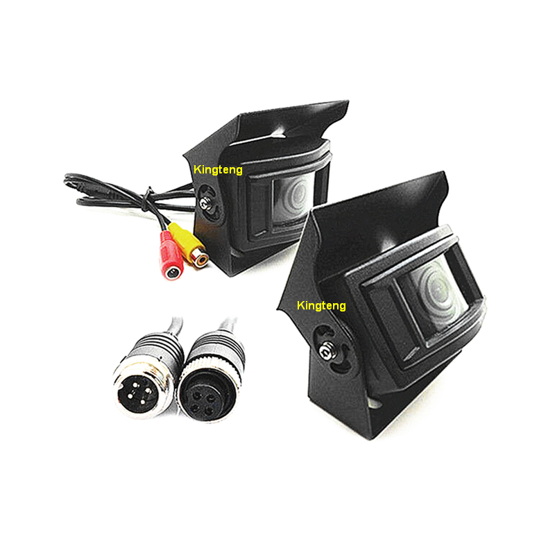 KT-910 Kingteng Mini Hidden Car Cameras Color CCD For Car Camera Security System