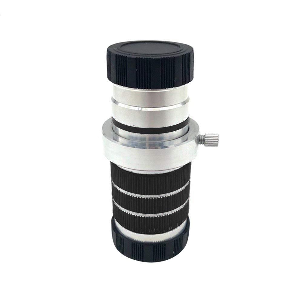 BDCJ D90F900MM Optical Glass Objective Lens Double Separation Lens Blue Film for DIY Telescope