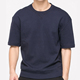 Mens classic plain short sleeve sweatshirts