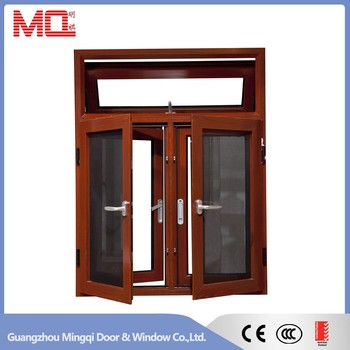 50 Series Aluminium Windows Philippines With Mosquito Net
