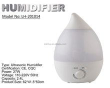 LH-201013 Water Drople Shape Ultrasonic air Humidifier