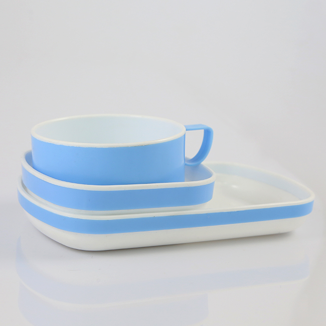 FS ABS Plastic Airline Catering Dinnerware