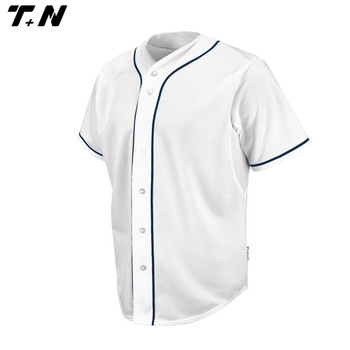63b02b09375 Wholesale Plain Blank Baseball Jerseys - Buy Blank Baseball Jerseys ...