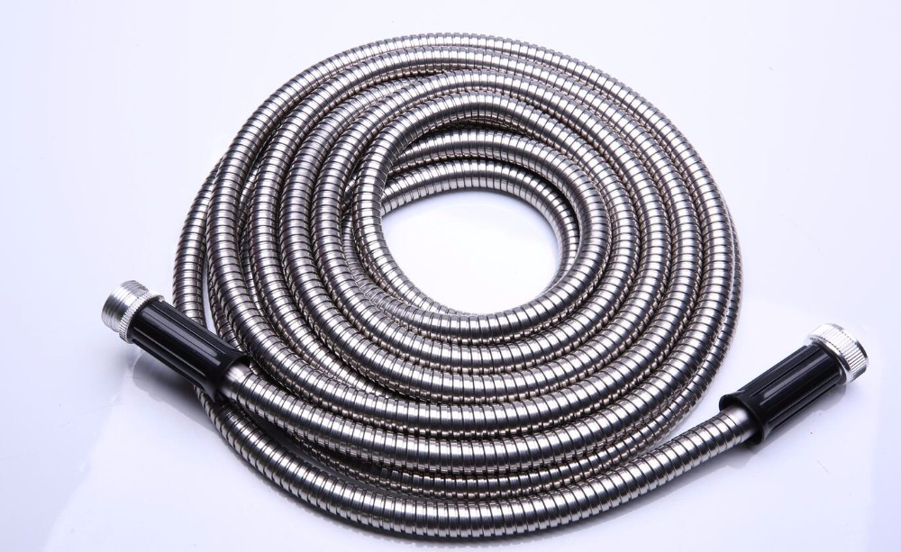 2017 Newest Expandable Hose 304 Stainless Steel Metal Garden Hose Buy Metal Garden Hose