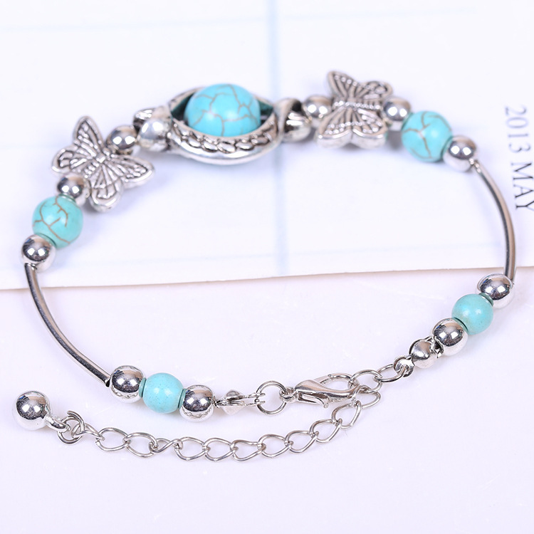 Aliexpress.com : Buy Top Grade Natural Turquoise Bracelet ...