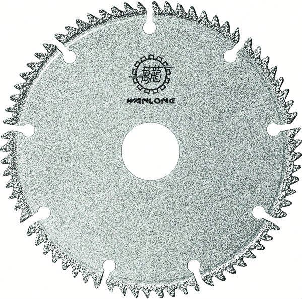 segmented teeth saw blade - plaster cutting saw blades
