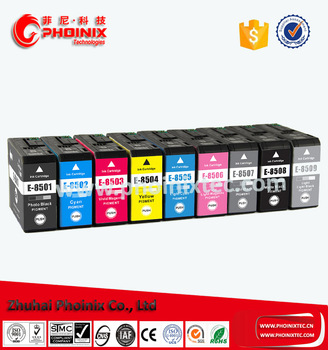 T8501-t8509 Pigment Ink Cartridge Compatible For Epson Surecolor P800 (  Sc-p800 ) - Buy T8501 Pigment Ink Cartridge,Ink Cartridge Compatible For  Epson