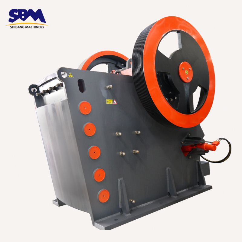 SBM PEW international stone crusher with high capacity and low price