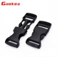 China top quality plastic side quick release adjustable buckles for outdoor backpacks