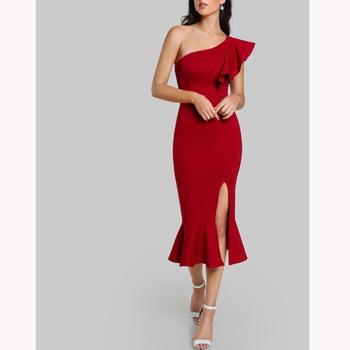 Dress models cocktail nude