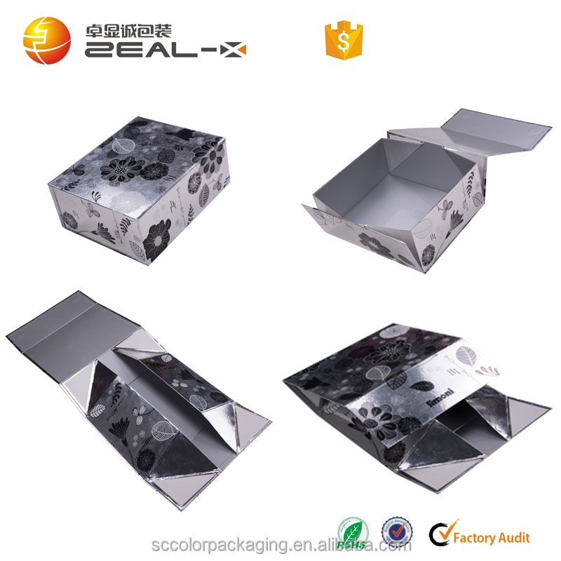 China Alibaba packaging top supplier high grade paperboard gift packaging box, cap gifts box packaging