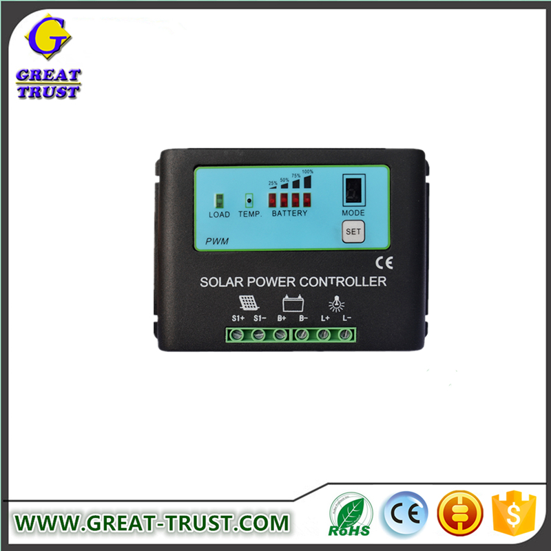 newest energy-saving 10~30A wind solar hybrid <strong>controller</strong> pwm solar <strong>charge</strong> <strong>controller</strong> manual with great price