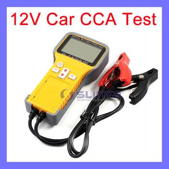 36 Degree Clip 48cm Cable Car Cca Test Car Battery Voltage Tester
