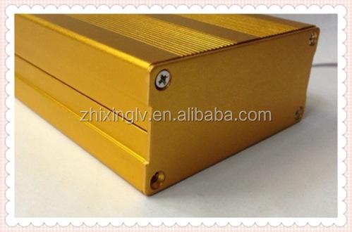 Estruso Personalizzati Cabinet In Alluminio Per Elettronica 76 35