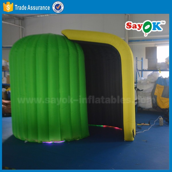 wedding photobooth frame shell inflatable igloo portable photo booth for sale
