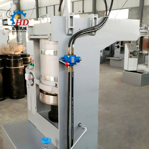 new design hydraulic oil press machine for coconut oil mill
