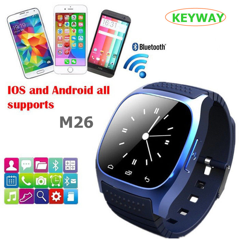China Bluetooth SmartWatch Factory Selling Wifi Waterproof GT08 DZ09 A1 M26 Q18 U8 Smart Watch For Android IOS Phone