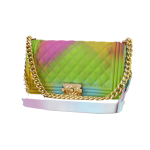 b584876cb8 Beachkin Jelly Handbag