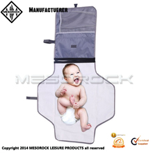 Portable Baby Diaper Changing Mat Travel Change Pad Infant Changing Station