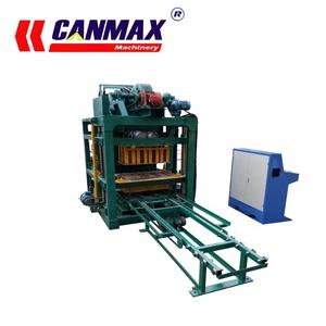 Automatic less labor brick making machine olx